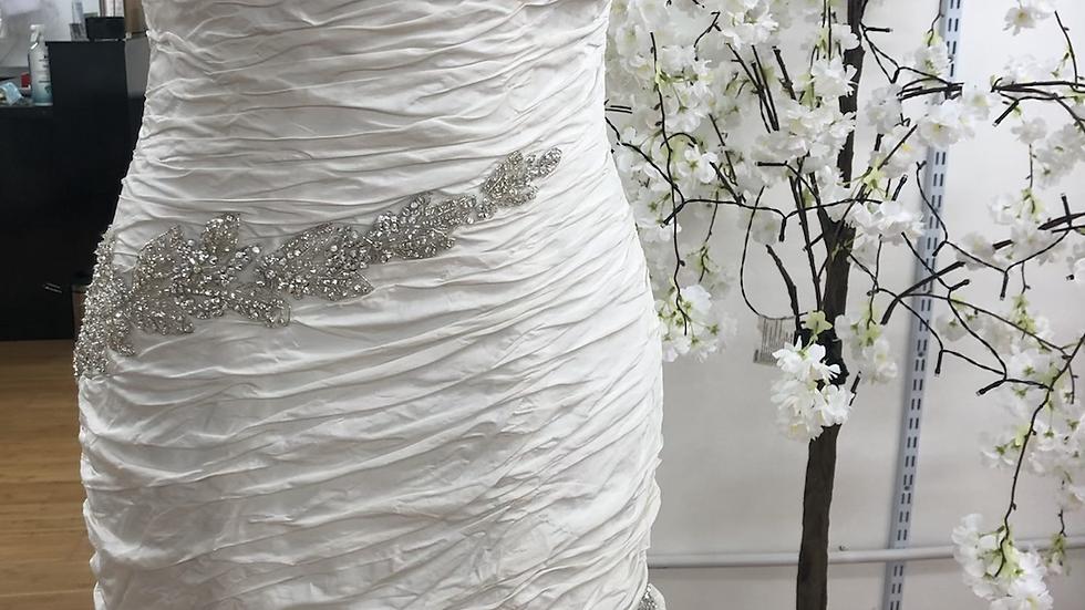 SALE  Bridal Gown - Ian Stuart Copacabana 12UK Ivory