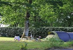 Camping  Le Merlin ,Anse de Sordan