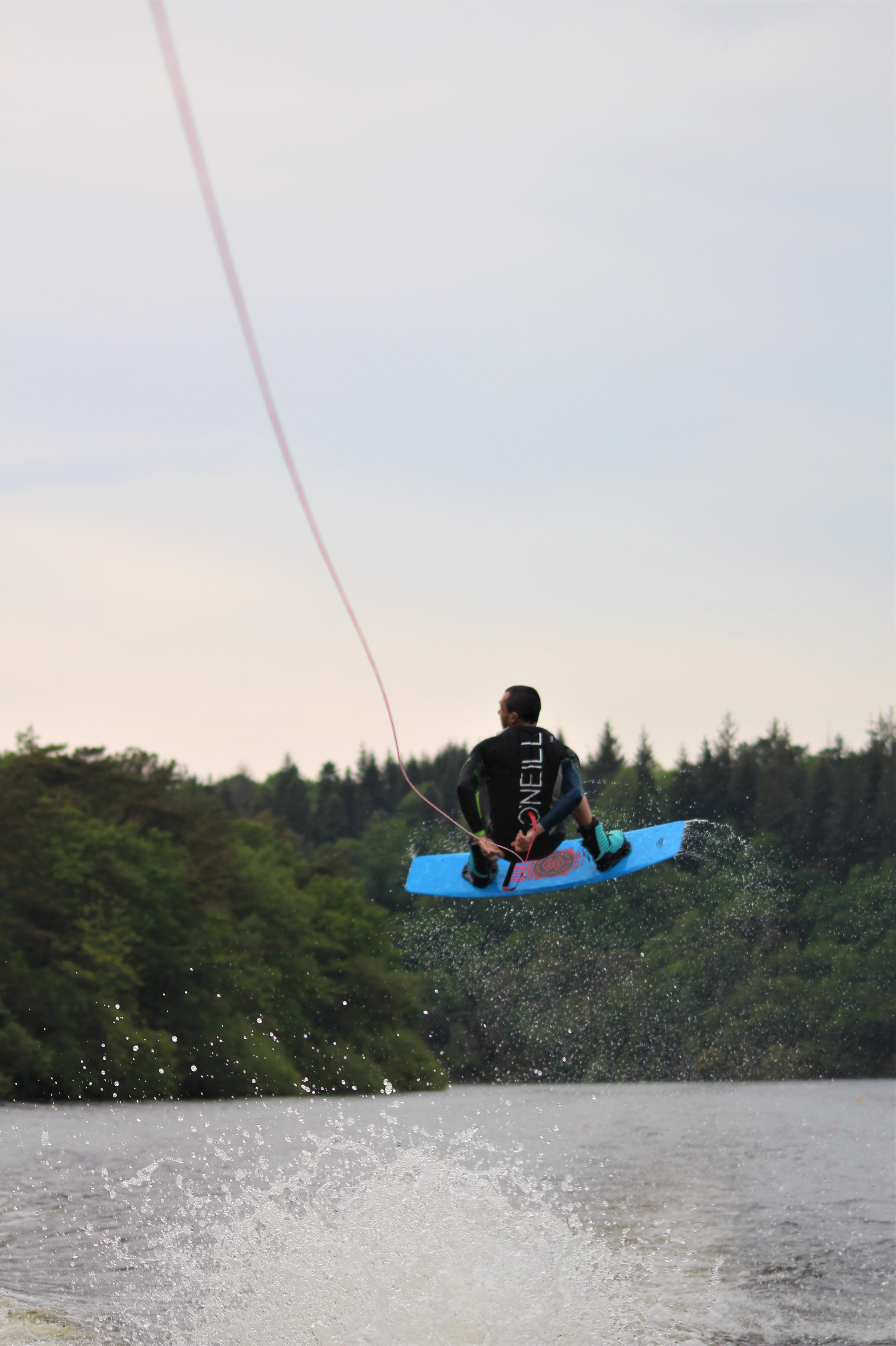 wakeboard guerledan