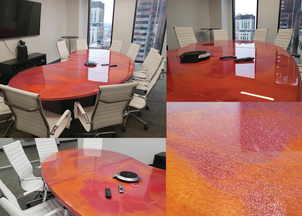 Jelly Table
