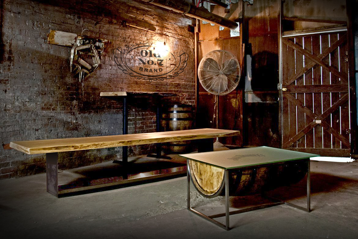 Jack Daniels table series
