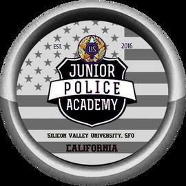 Junior Police Academy San Francisco.