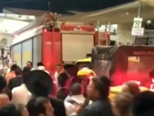 44 Killed, 100+ Injured In A Crush At A Religious Event in Israel