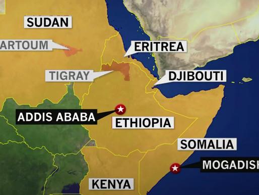 Airstrike in Ethiopia Kills Dozens