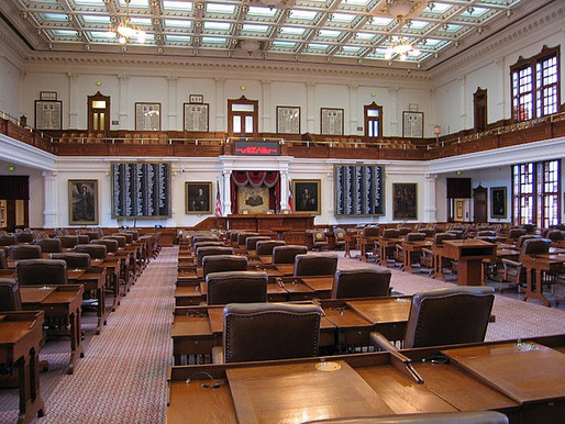 Texas House Dems Walkout to Avoid Vote on Restrictive Voting Bill