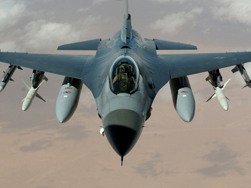 US Carries Out Airstrike Against Syria