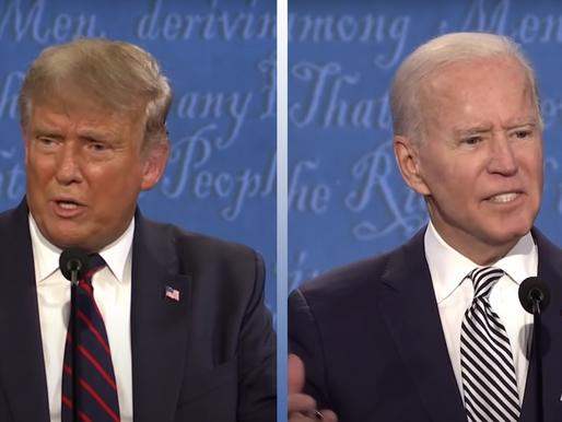 Key Takeaways from the Final Trump/Biden Debate