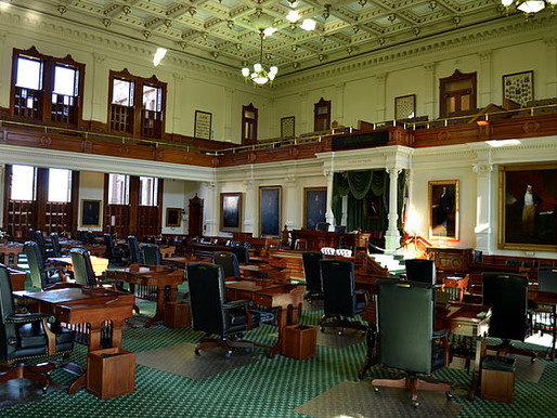 Texas Governor Signs New Voting Bill Into Law