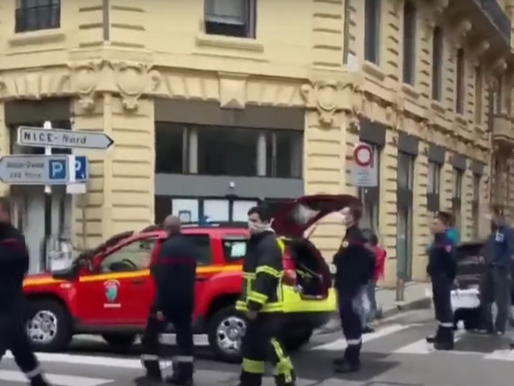 Terrorist Attack in France - Second Suspect in Custody