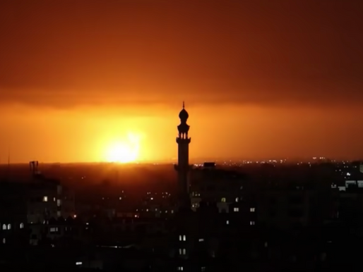 Violence Escalates in Gaza Strip As Israel Responds To Hamas Rockets With Airstrikes