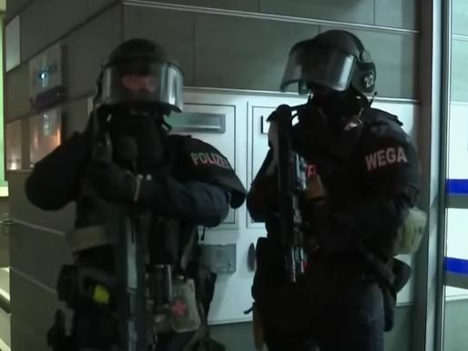 4 Killed in Terrorist Attack in Vienna, Austria