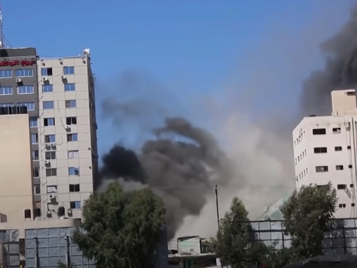 Israel Unleashes Another Round of Heavy Airstrikes in Gaza
