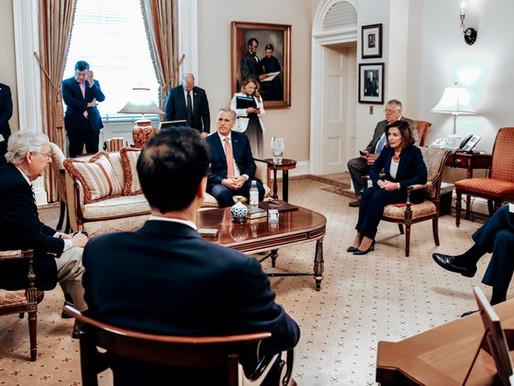 Second Covid-19 Stimulus Bill Negotiations Continue