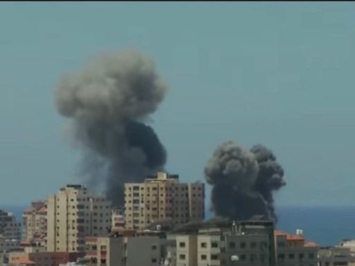 Gaza Under Heavy Artillery Fire as Violence Escalates in Region