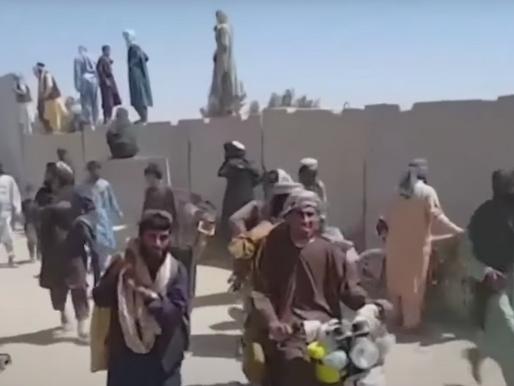 Taliban Overruns Several Provincial Capitals in Afghanistan