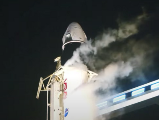 SpaceX Launches Four to International Space Station