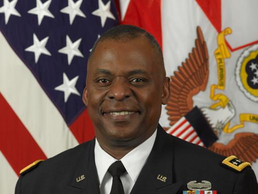 Biden to Pick Retired Gen. Lloyd Austin for Secretary of Defense