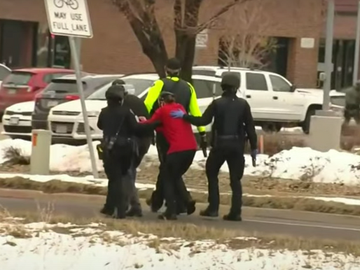 Ten People Killed in a Shooting at a Colorado Supermarket