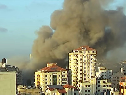 Violence Continues in Gaza Strip As Muslim Holy Month of Ramadan Ends