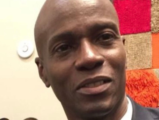 Haitian President Jovenel Moïse Assassinated Overnight