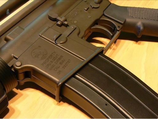 Judge Overturns California Ban On Assault Weapons