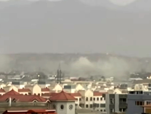 Attack at Kabul Airport Kills 13 US Troops and Over 60 Afghans