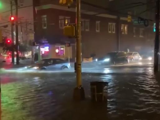 Biden Sends Federal Aid to NY, NJ After Floods Kill 50+