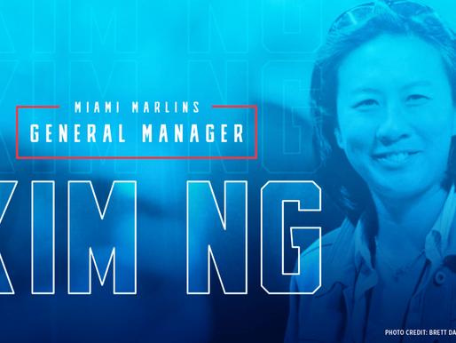Marlins Hire Kim Ng Making Her MLB's First Female GM
