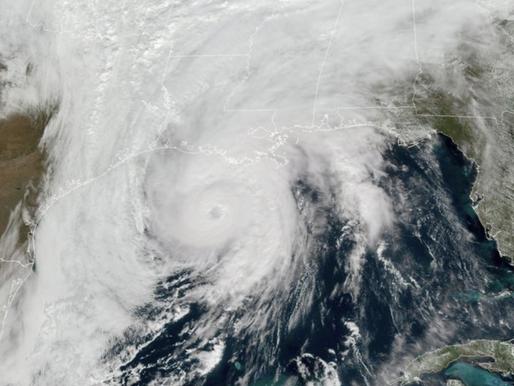 Hurricane Zeta Makes Landfall in Louisiana as a CAT2