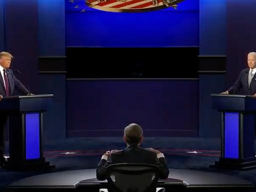 First Trump-Biden Debate Full of Insults and Interruptions
