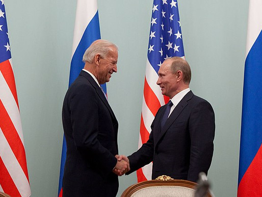 Biden, Putin Agree to Negotiate a New Nuclear Pact