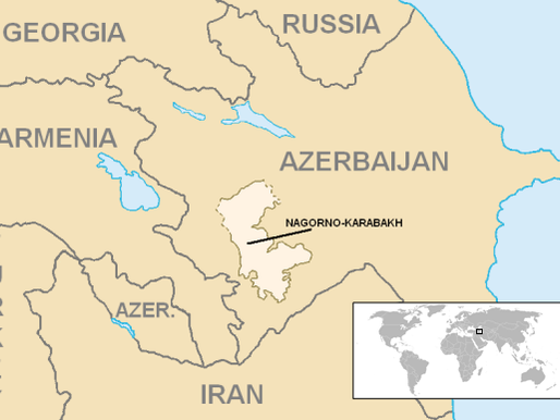 Armenia and Azerbaijan Accuse Each Other of Violating Truce