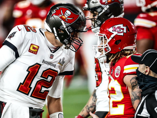 Bucs Defeat Chiefs 31-9 in Super Bowl - Tom Brady Wins 7th Ring