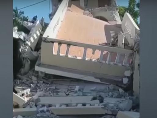 7.2 Magnitude Earthquake Hits Haiti