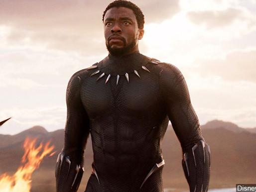 "Actor Chadwick Boseman of ""Black Panther"" Dies at 43"
