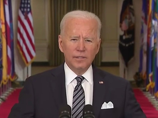 Biden Will Withdraw All Troops From Afghanistan By Sept. 11