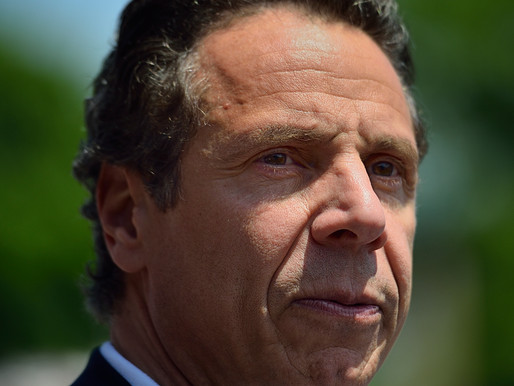 Third Woman Accuses NY Gov. Cuomo of Unwanted Sexual Advances