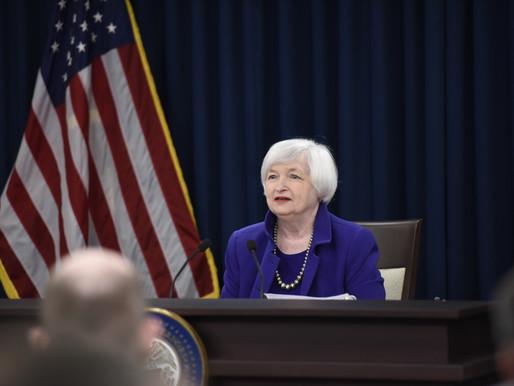 Yellen Says Biden Stimulus Plan Essential for Unemployment Rates to Return to Normal
