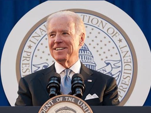 Biden Calls for Unity in Evening Speech