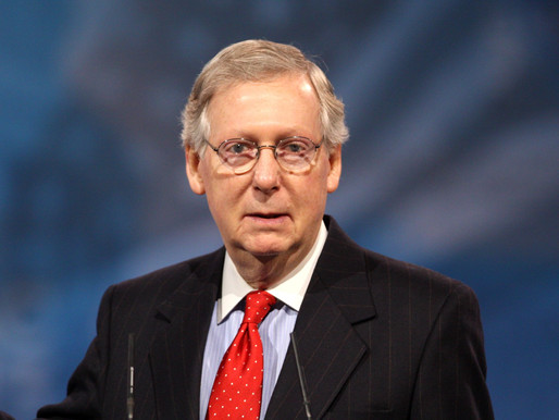 McConnell Places Blame on Trump for Capitol Riot