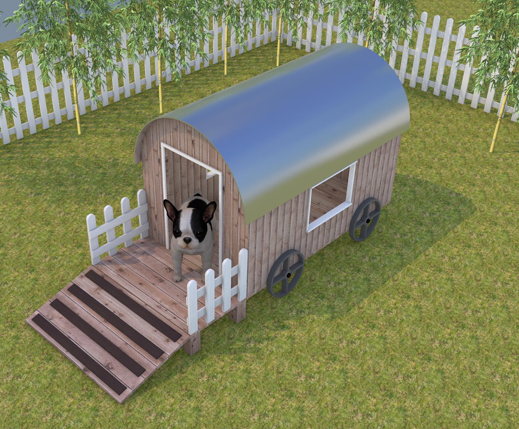 Exterior 3D Render