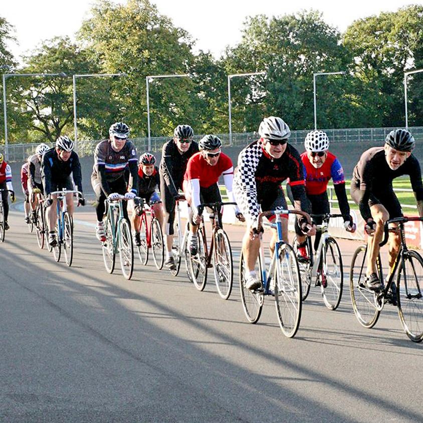Velodrome Induction - Track bike induction