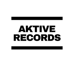 Aktive Records Black Transparent DMC Logo
