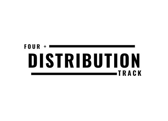 4+ Track Distribution (Individual)
