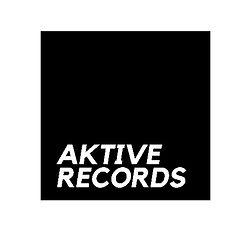 Aktive Records Black On White Box Logo