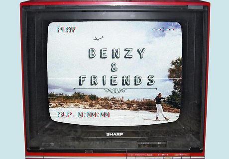 Benzy And Friends Cover Art.JPG