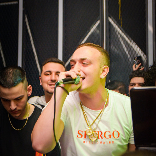 Lil Benzy + Nakis Live At Why Club In Serres, Greece