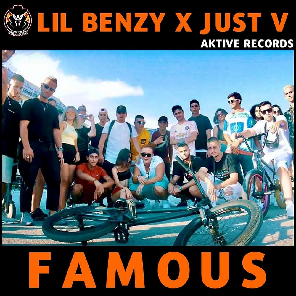 Lil Benzy & Just V - Famous (AskunkFunk Repost)