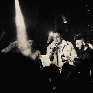 Trap Caviar Presents Lil Benzy At Jangal NightClub In Thessaloniki, Greece