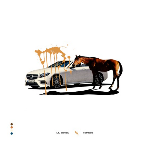Lil Benzy - Horses
